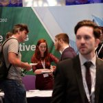 Headline sponsor Cityfibre at ScotSOft2017 exhibition break